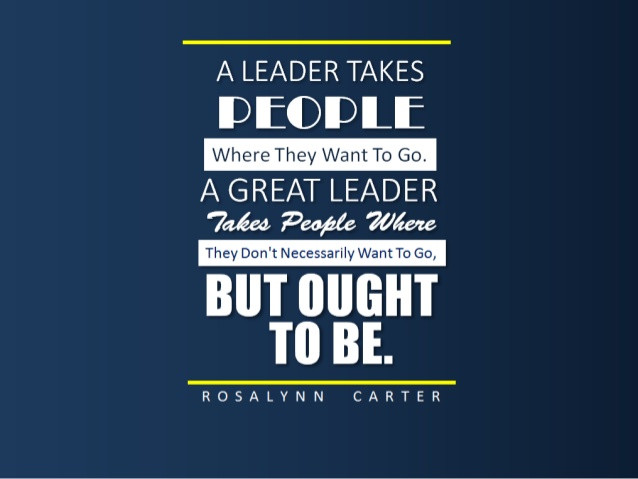 Quotes On Great Leadership  50 Motivational Leadership Quotes