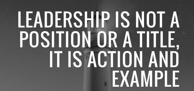 Quotes On Great Leadership  Sparky's Notes March 2 2018 – Collins Electrical