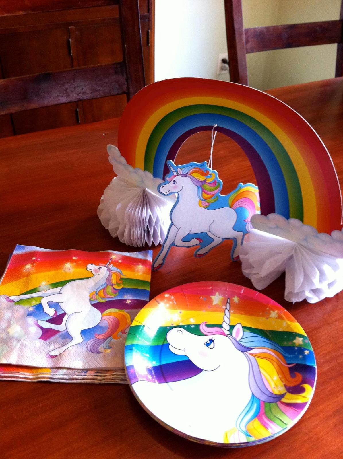Rainbow And Unicorn Party Ideas  Rainbow Unicorns Rainbow Unicorns