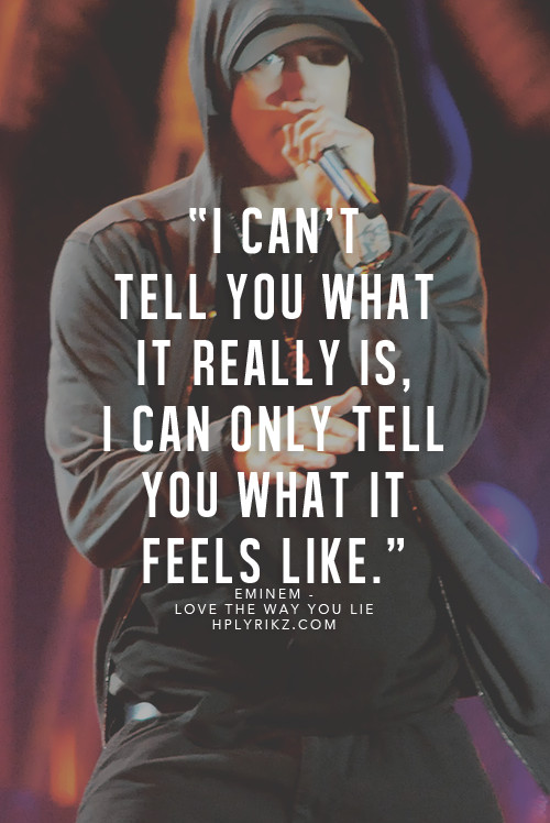 Rap Quotes About Life  WORDS TO LIVE BY ♥ … just thingss