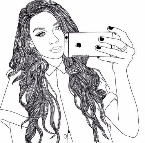 25 Best Ideas Realistic Girl Coloring Pages - Home ...
