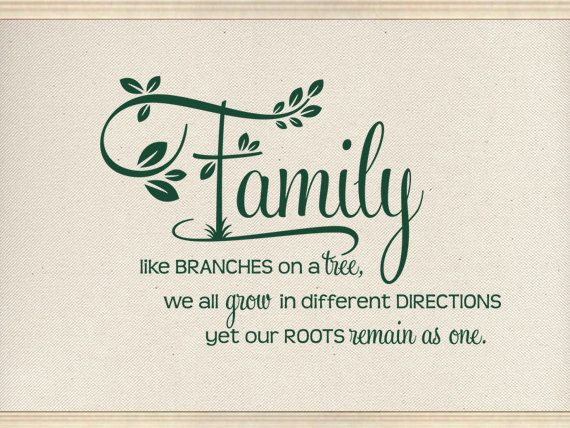 Religious Family Quote  Blog