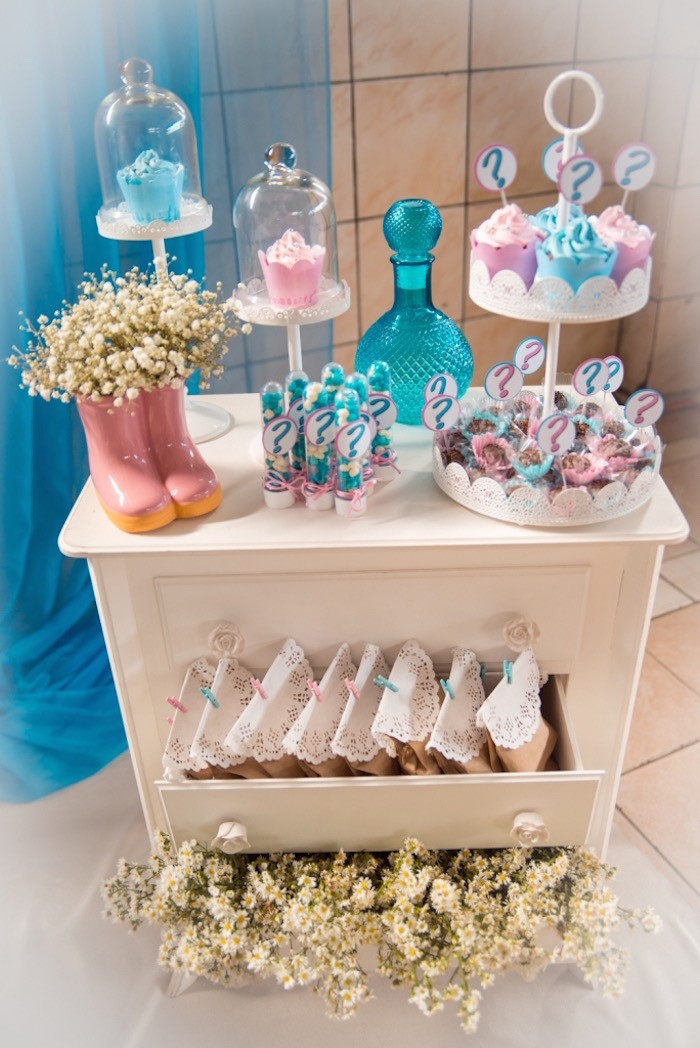 Reveal Baby Gender Party Ideas  10 Gender Reveal Party Food Ideas for your Family