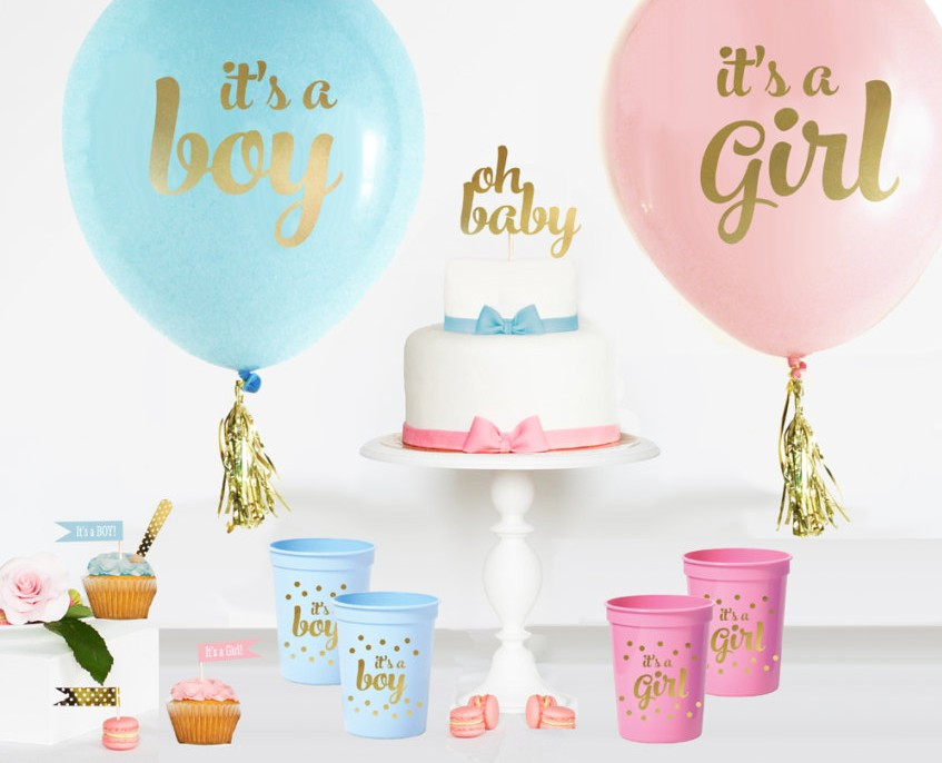 Reveal Baby Gender Party Ideas  10 Baby Gender Reveal Party Ideas