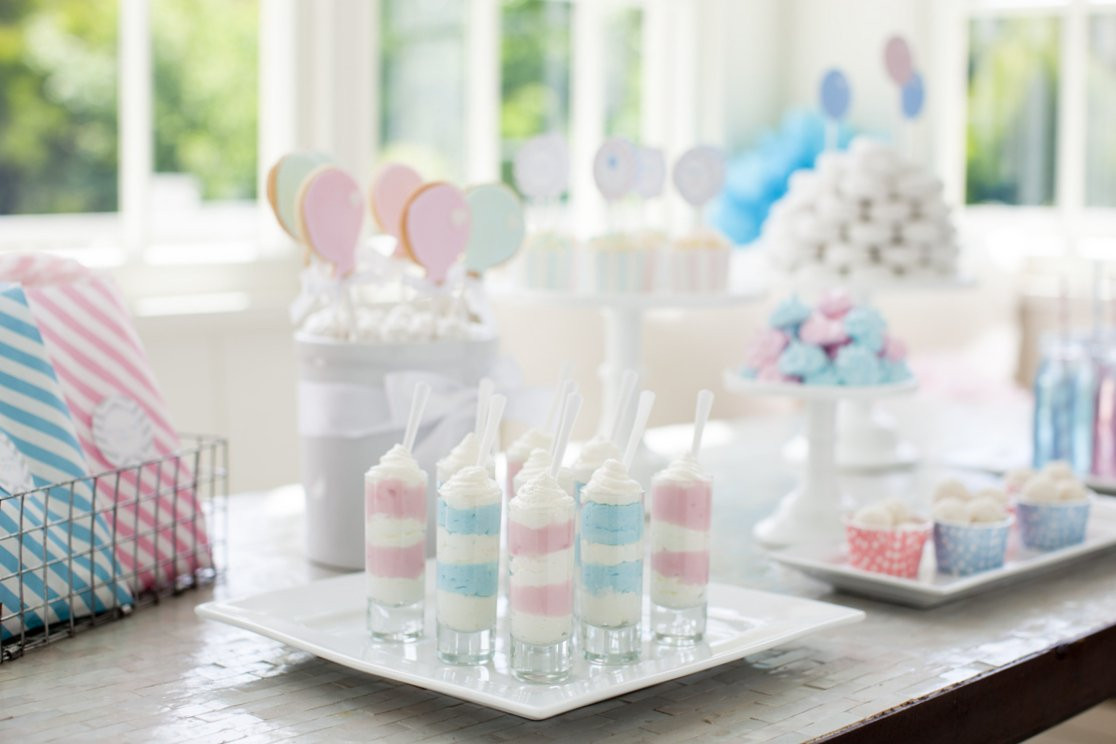 Reveal Baby Gender Party Ideas  Gender Reveal Party for Pottery Barn Kids