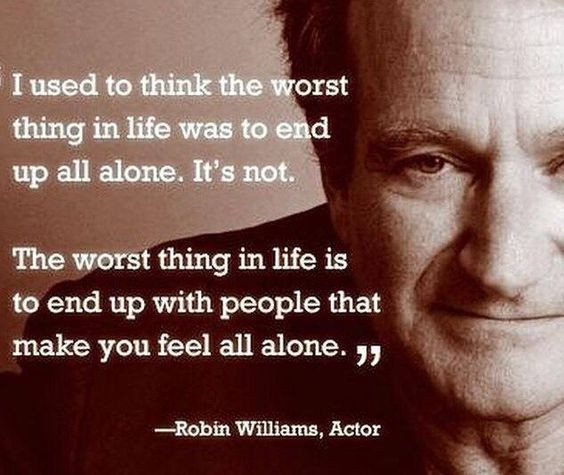 Robin Williams Quotes On Life  Pinterest • The world's catalog of ideas
