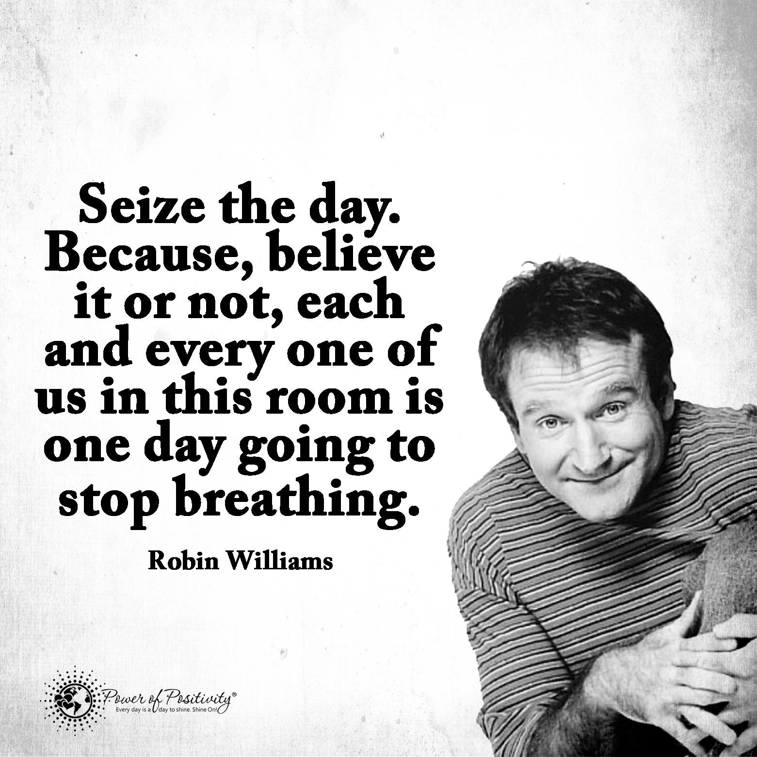 Robin Williams Quotes On Life  11 Life Lessons to Learn From Robin Williams