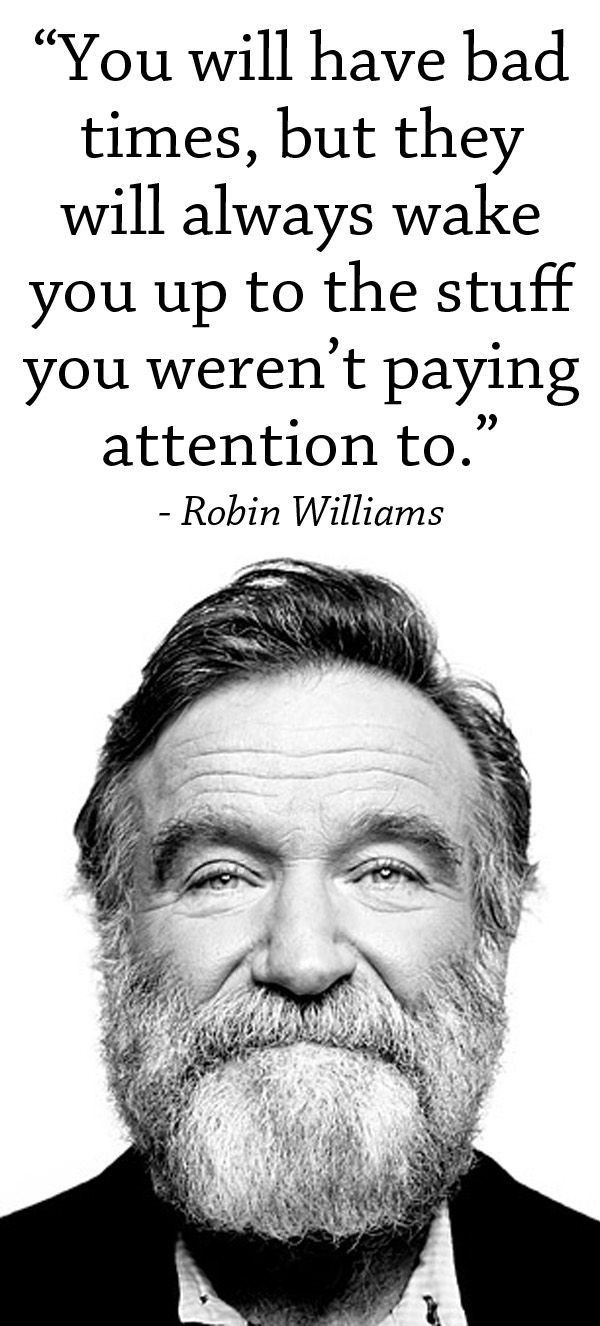 Robin Williams Quotes On Life  34 Robin Williams Quotes on Life and Laughter