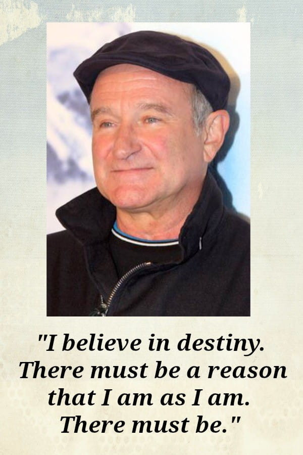 Robin Williams Quotes On Life  Robin Williams Quotes Inspirational List of Robin