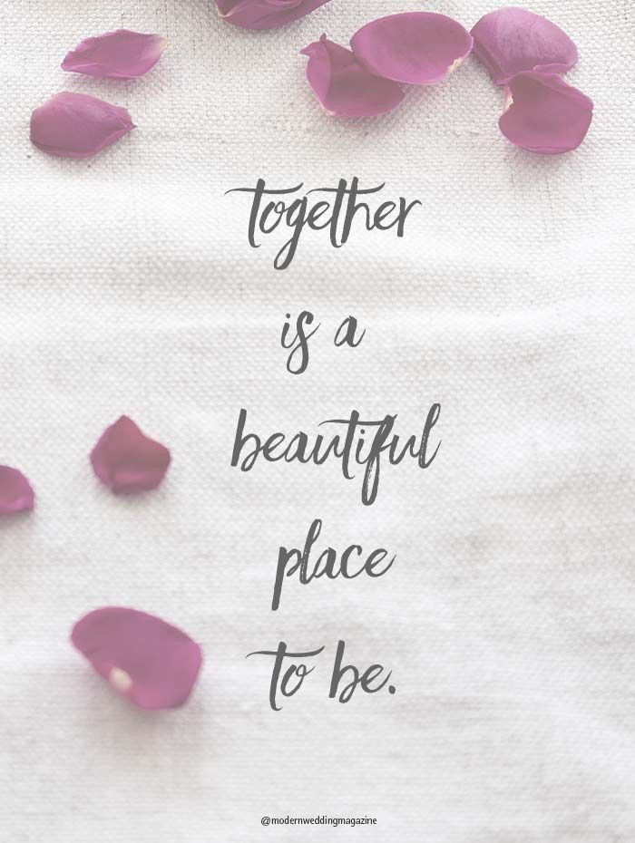 Romantic Marriage Quote  Best 25 Wedding day quotes ideas on Pinterest