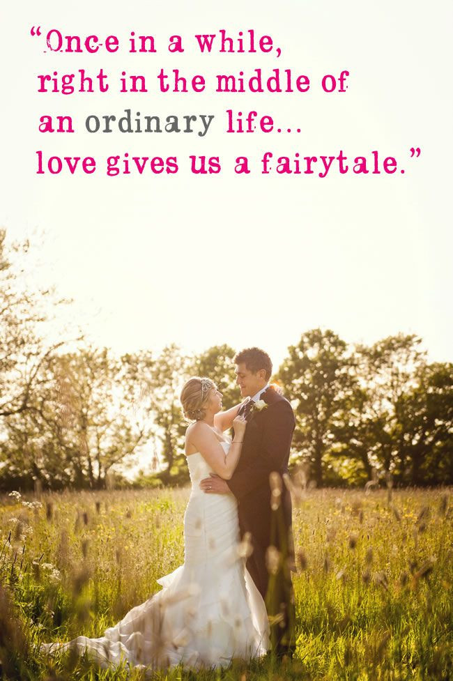 Romantic Marriage Quote  27 of the most romantic quotes to use in your wedding