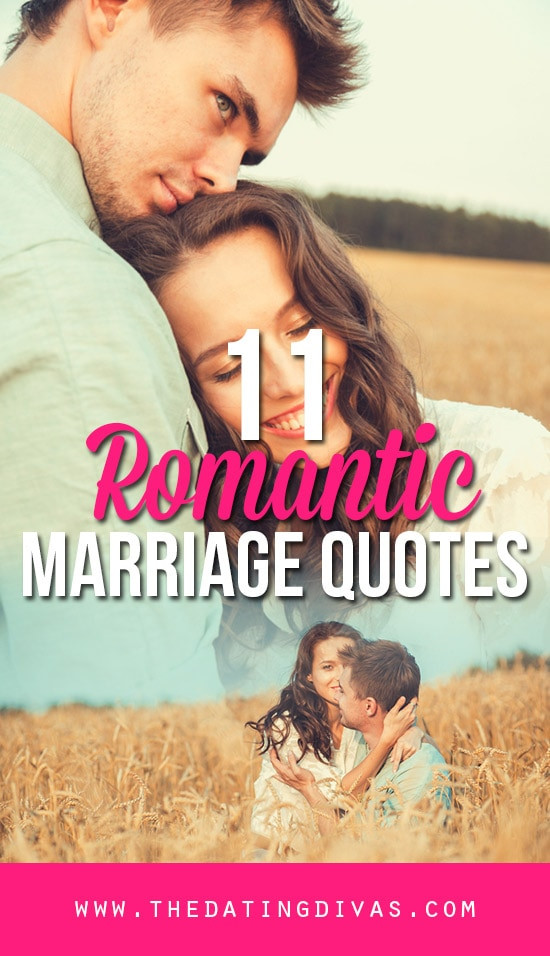 Romantic Marriage Quote  101 Romantic Love Quotes From The Dating Divas