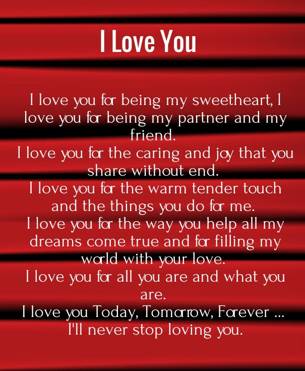 Romantic Quotes For Her To Make Her Cry  Gallery Romantic Letters That Will Make Her Cry