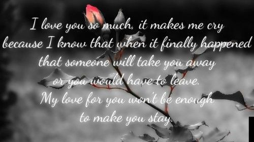 Romantic Quotes For Her To Make Her Cry  25 Love Poems To Make Her Cry