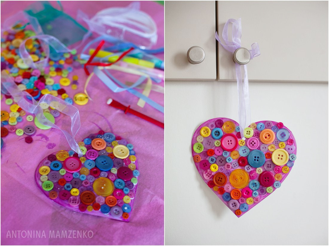 Simple Crafts For Kids  Valentine's Craft Activity Inspiration – Easy Crafts for