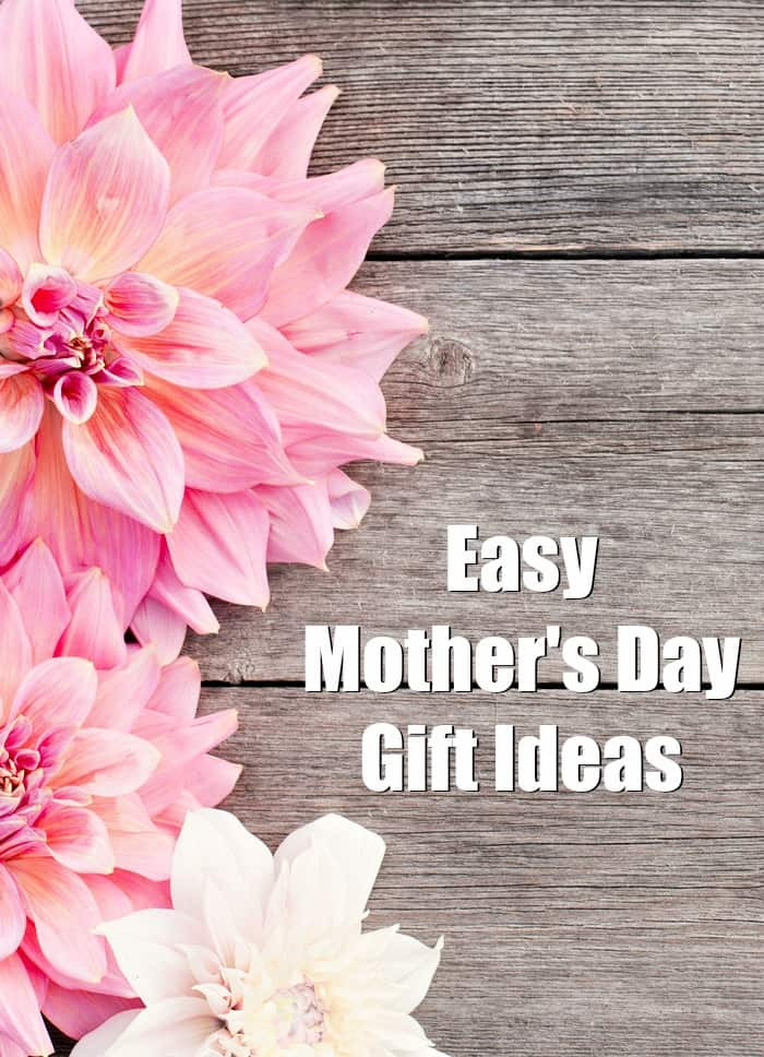 Simple Mother'S Day Gift Ideas  Easy Mother s Day Gift Ideas with Groupon MothersDay ad
