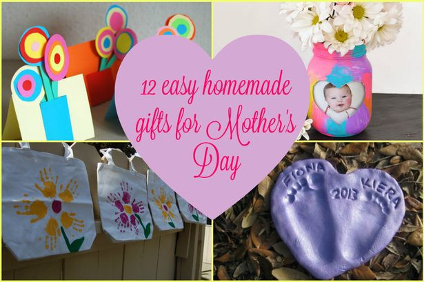 Simple Mother'S Day Gift Ideas  12 easy homemade ts for Mother s Day Liverpool Echo