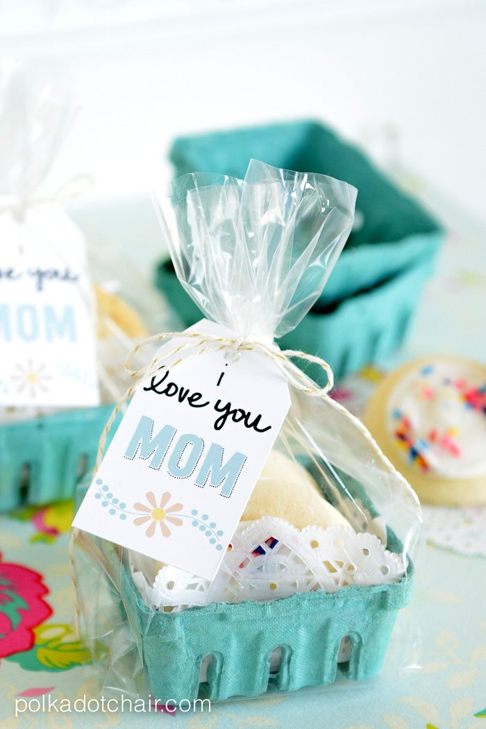 Simple Mother'S Day Gift Ideas  Easy Mother s Day Gift Ideas on Polka Dot Chair Blog