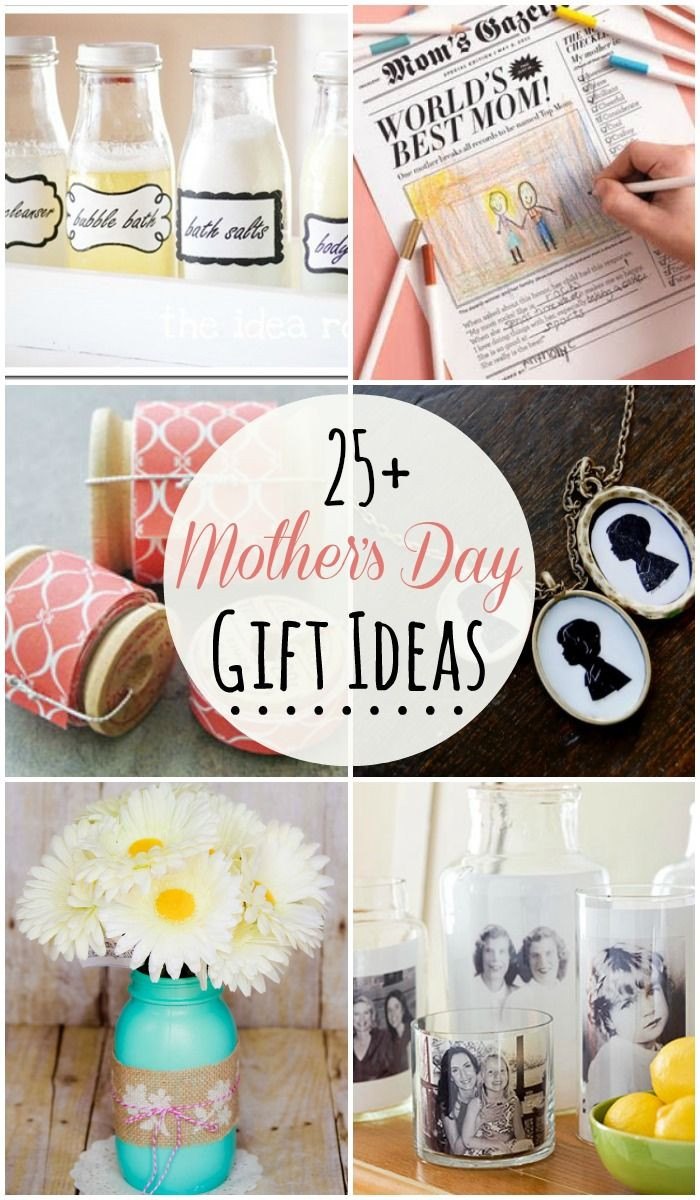 Simple Mother'S Day Gift Ideas  BEST Homemade Mothers Day Gifts so many great ideas