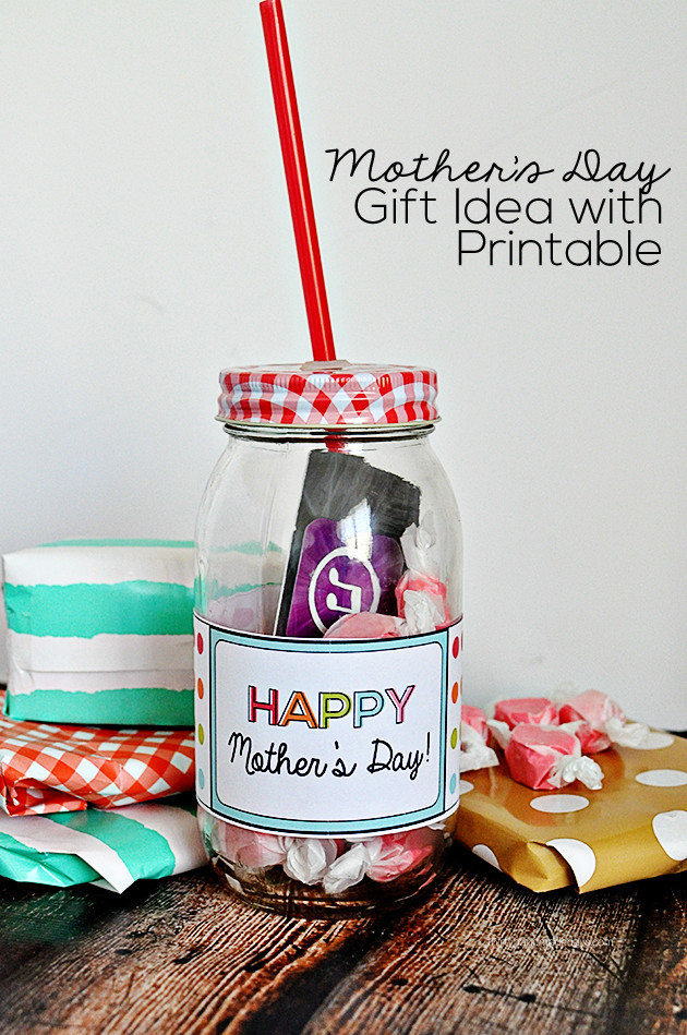 Simple Mother'S Day Gift Ideas  Happy Mother s Day Printable