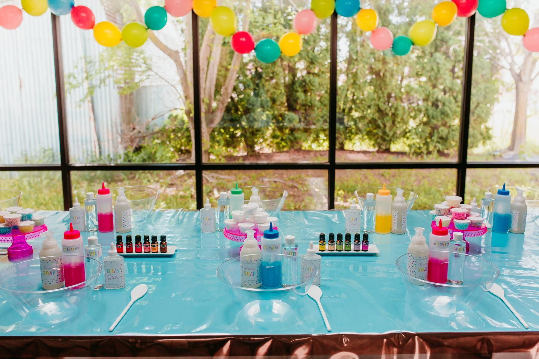 Slime Birthday Party Ideas  Slime Party Ideas 5 Best Slime Recipes