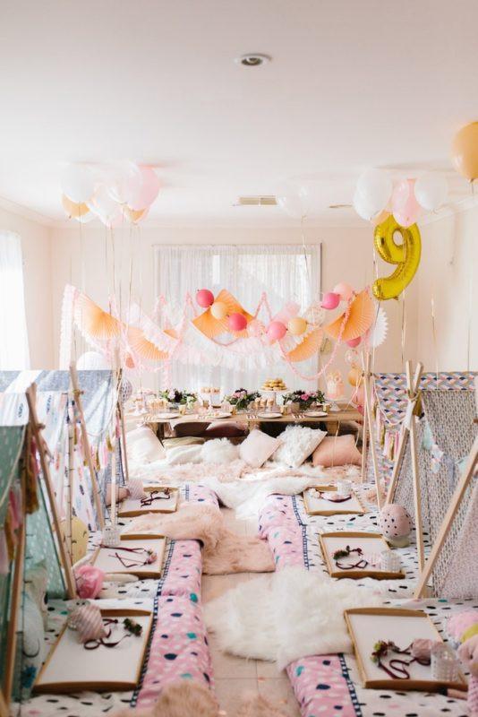 Slumber Party Dinner Ideas  30 Fun Sleepover Ideas for Kids Tweens or Teens at a