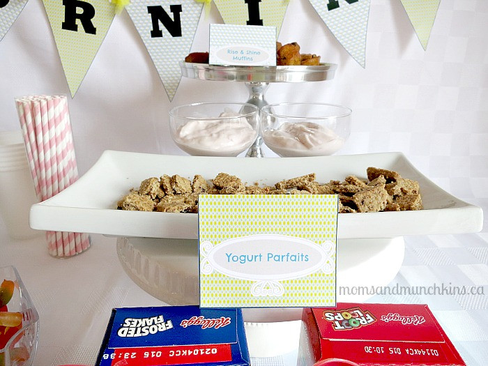 Slumber Party Dinner Ideas  Slumber Party Ideas for All Ages Moms & Munchkins