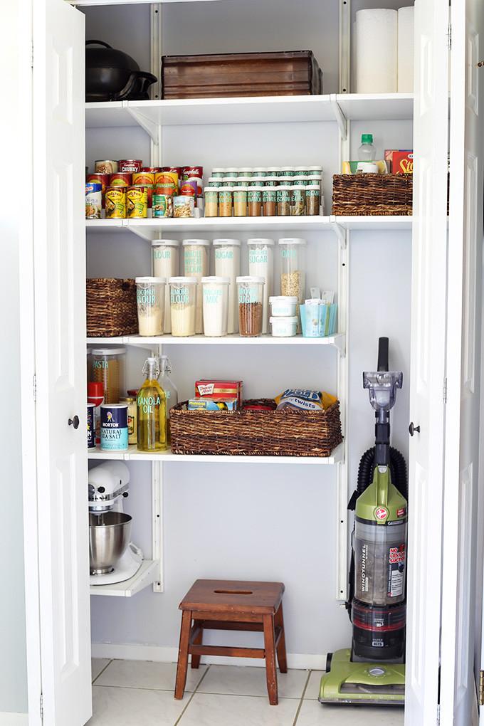 Small Kitchen Organization  20 Incredible Small Pantry Organization Ideas and