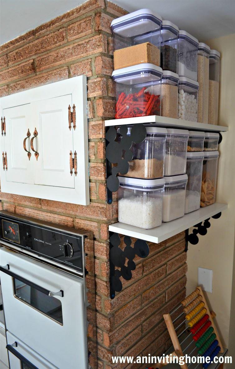 Small Kitchen Organization  40 Organization And Storage Hacks For Small Kitchens