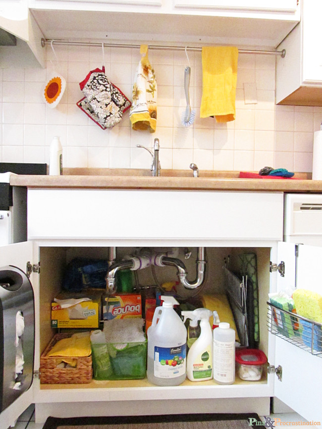 Small Kitchen Organization  Kitchen organization Solutions for Small Kitchens Pins