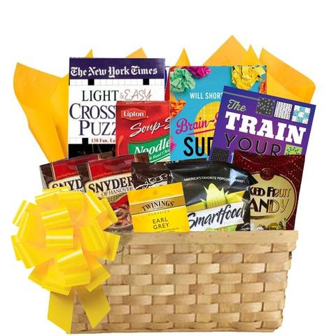 Soup Gift Basket Ideas  Chicken Soup Get Well Gift Basket