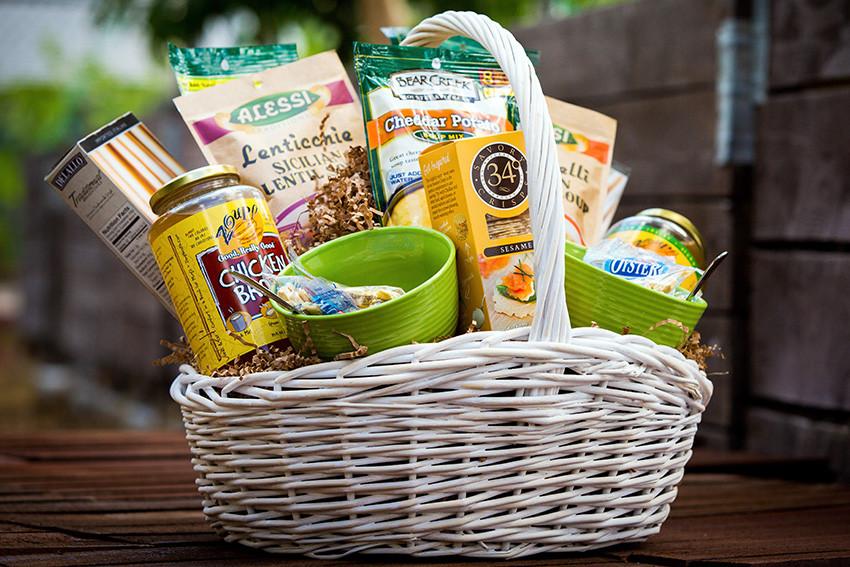 Soup Gift Basket Ideas  Soup Time Basket Shop Randazzo Shop Randazzo