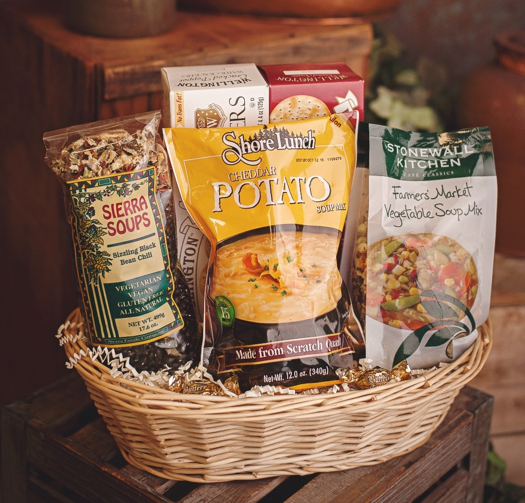 Soup Gift Basket Ideas  Home – Linvilla Orchards