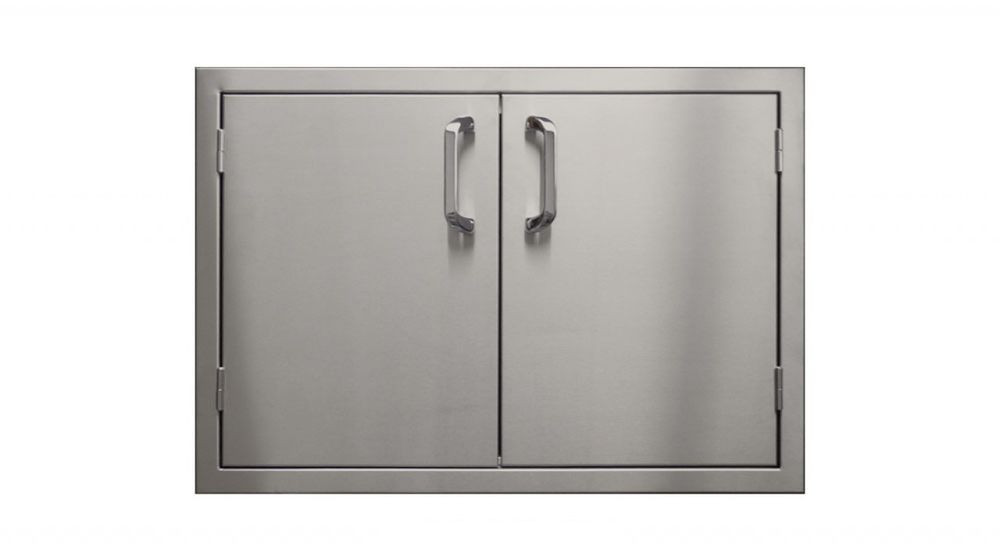 Stainless Steel Doors For Outdoor Kitchen  Stainless Steel Outdoor Kitchen Doors