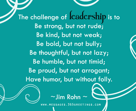 Strong Leadership Quotes  Leadership Quotes 365greetings