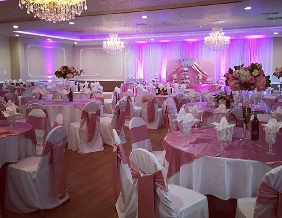 "Sweet 16 Dinner Party Ideas  Pink Princess Sweet 16 Birthday ""Pretty In Pink Sweet 16"