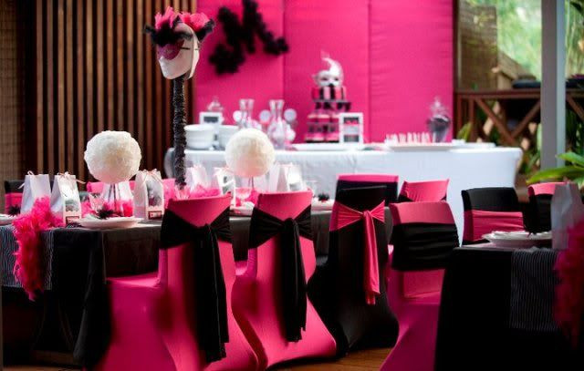 Sweet 16 Dinner Party Ideas  Kara s Party Ideas Masquerade Dinner Party