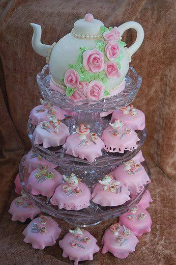 Tea Party Cake Ideas  Tea Party Cake Ideas Impressive Cake Ideas for a