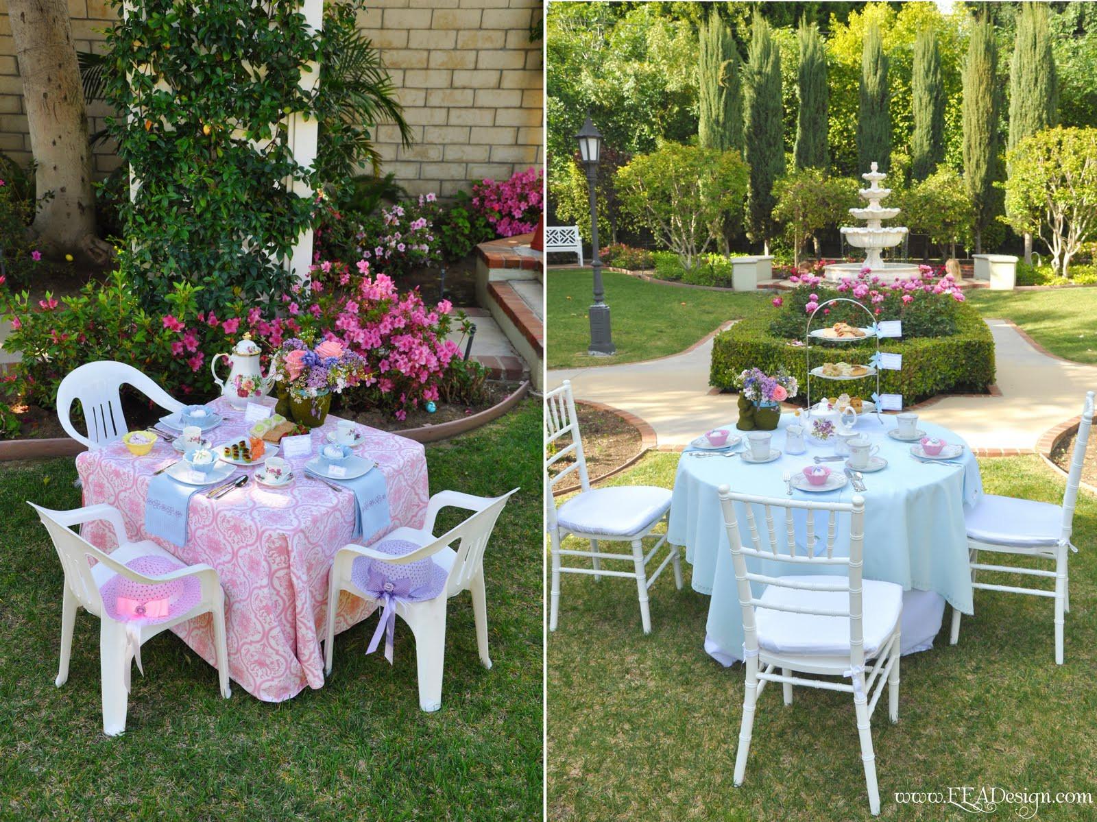 Tea Party Ideas  Enchanted Events & Design Event Recap Mother & Daughter