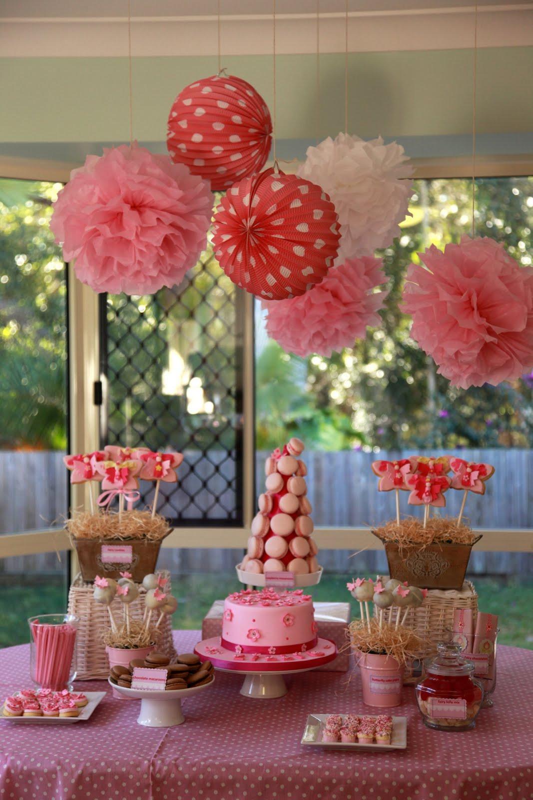 Tea Party Ideas  Bubble and Sweet Lilli s 6th Birthday Fairy High Tea Party