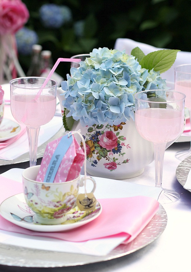 Tea Party Ideas For Girls  Ideas For A Little Girls Tea Party Celebrations at Home