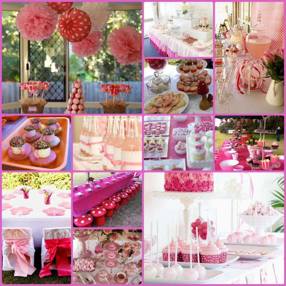 Tea Party Ideas For Girls  High Tea Ideas for a little girls party