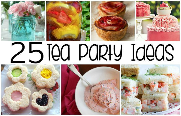 Tea Party Ideas For Girls  25 Picture Perfect Tea Party Ideas for a Girly Fun