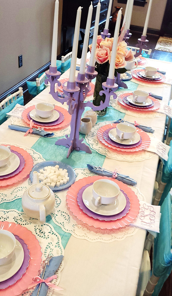 Tea Party Ideas For Girls  A Princess Tea Party – Children's Birthday Party