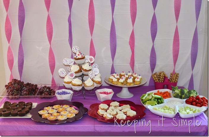Tea Party Ideas For Girls  Little Girl Birthday Party Ideas Tea Party with Different
