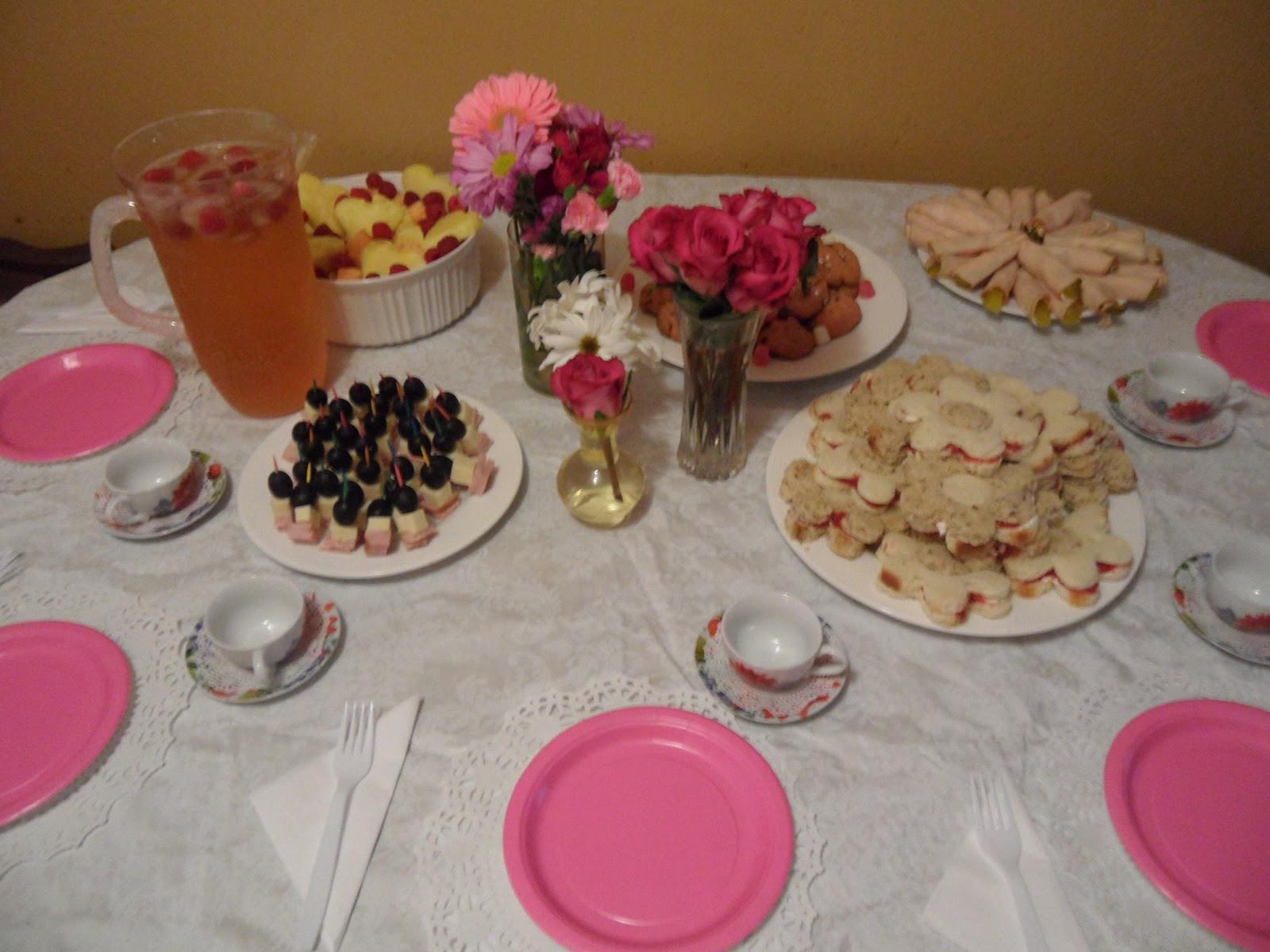 Tea Party Ideas  Melissa Kaylene Princess Tea Party Birthday Ideas