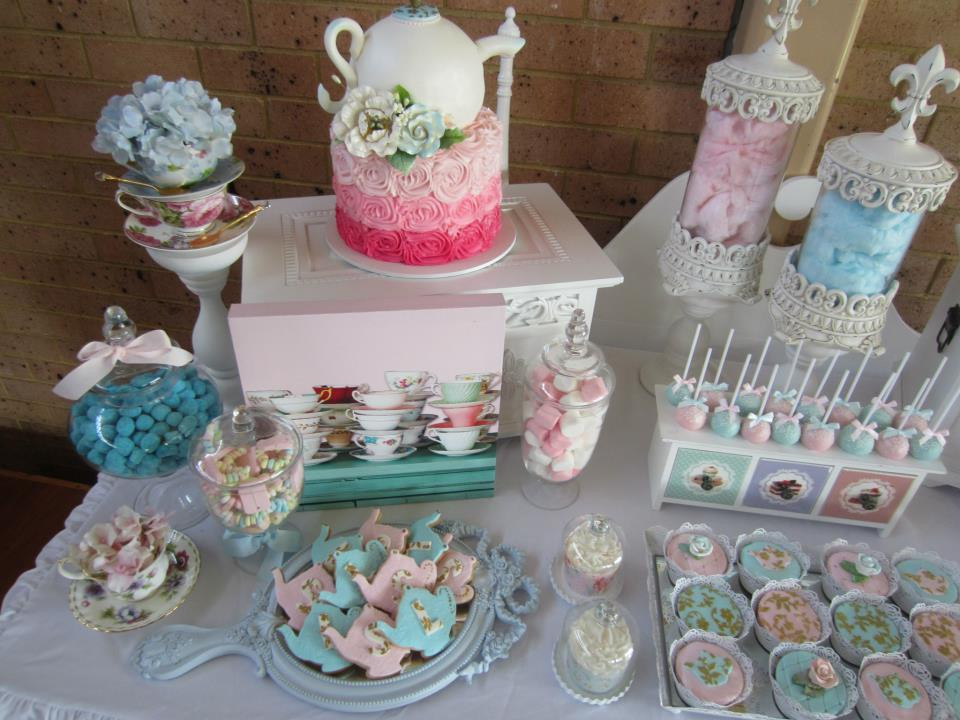 Tea Party Shower Ideas  High Tea Party Baby Shower Ideas Themes Games
