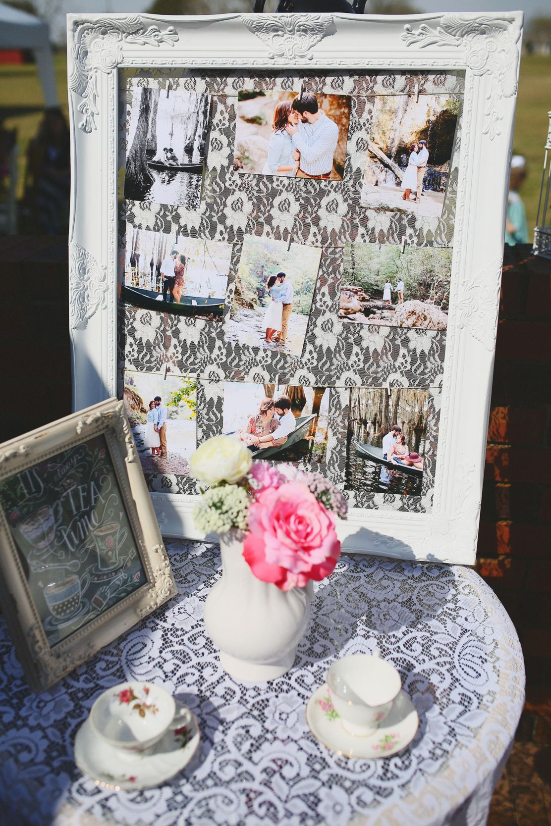 Tea Party Shower Ideas  Southern Belle Tea Party themed Bridal Brunch Shabby