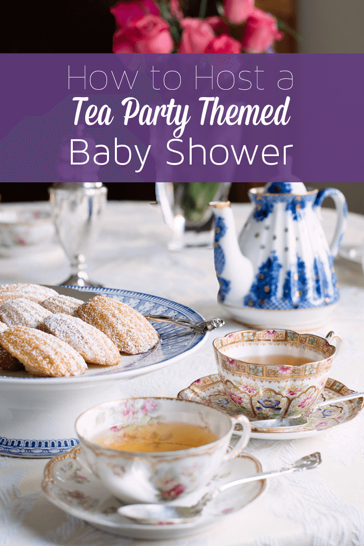 Tea Party Shower Ideas  How to Host a Tea Party Themed Baby Shower Ideas Recipes