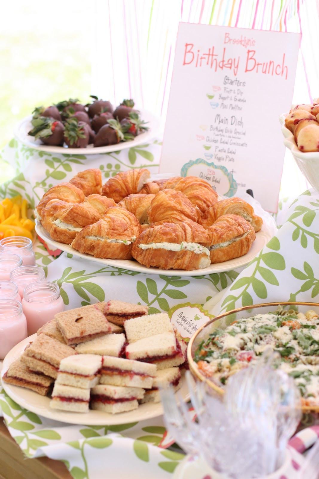 Tea Party Snack Ideas  Kara s Party Ideas Mother Daughter Tea Party 3rd Birthday